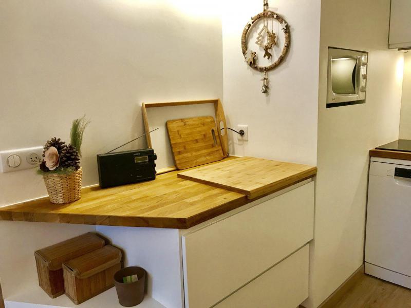 Vacaciones en montaña Apartamento 2 piezas para 6 personas (02) - Résidence les Fayards - Villard de Lans