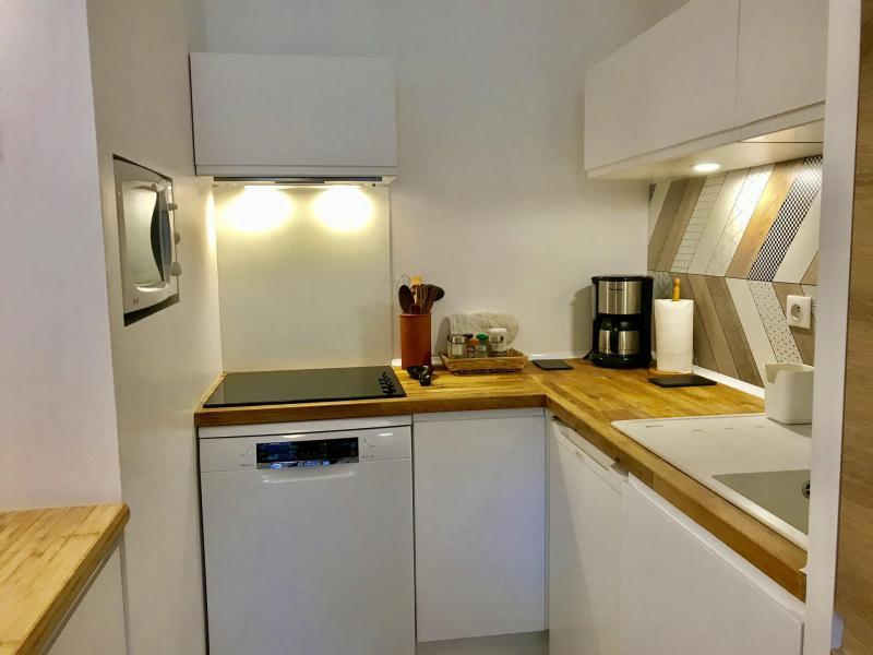 Vacaciones en montaña Apartamento 2 piezas para 6 personas (02) - Résidence les Fayards - Villard de Lans - Alojamiento