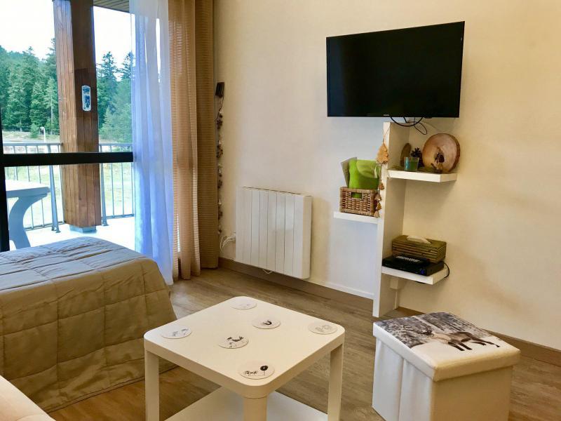 Vacaciones en montaña Apartamento 2 piezas para 6 personas (02) - Résidence les Fayards - Villard de Lans - Cama doble