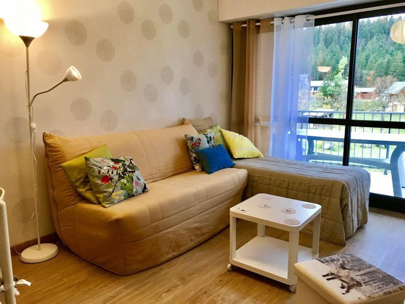 Vacaciones en montaña Apartamento 2 piezas para 6 personas (02) - Résidence les Fayards - Villard de Lans - Kitchenette