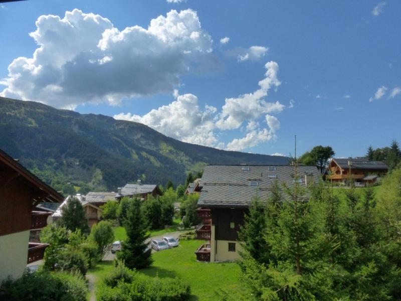 Location au ski Appartement 3 pièces 4 personnes (09) - Résidence les Fermes de Méribel Bat G - Méribel - Extérieur été
