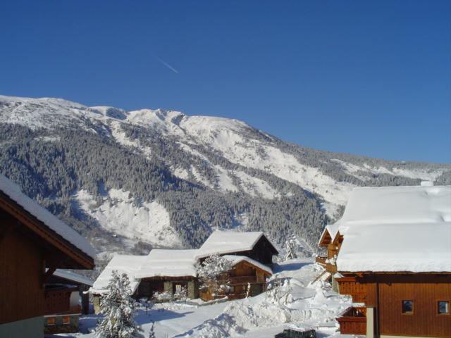 Vacances en montagne Appartement 3 pièces 4 personnes (09) - Résidence les Fermes de Méribel Bat G - Méribel - Plan