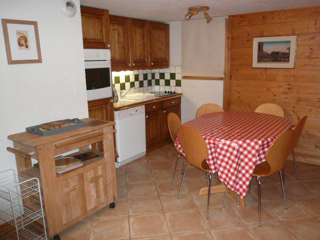 Vacances en montagne Appartement duplex 3 pièces 6 personnes (18) - Résidence les Fermes de Méribel Bat G - Méribel - Cuisine