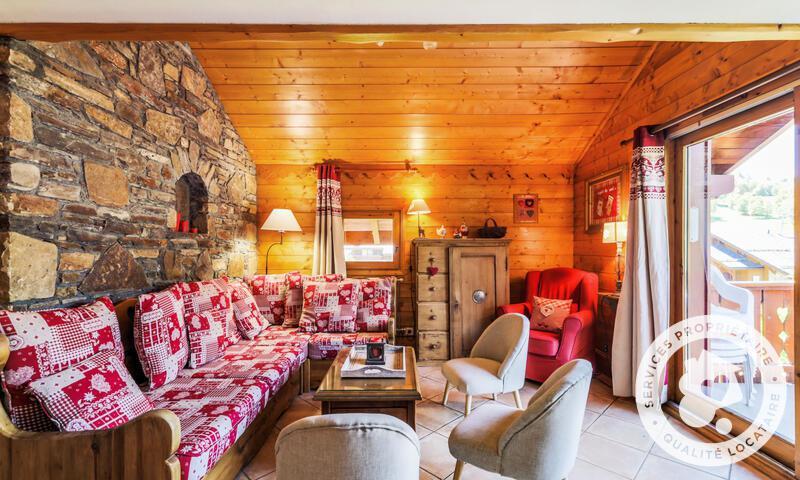 Location au ski Appartement 5 pièces 10 personnes (Prestige 95m²-4) - Résidence les Fermes de Méribel - Maeva Home - Méribel - Extérieur été