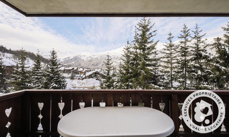 Location au ski Appartement 3 pièces 6 personnes (Sélection 45m²-1) - Résidence les Fermes de Méribel - Maeva Home - Méribel - Extérieur été