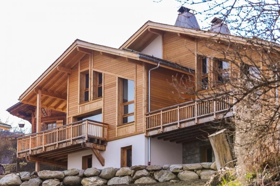 Chalet Résidence les Fermes du Mont Blanc - Combloux - Alpes du Nord