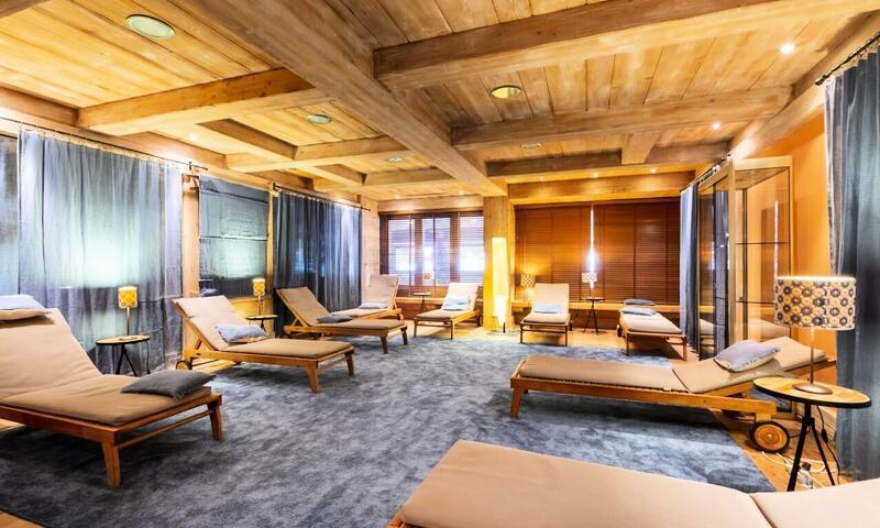Аренда на лыжном курорте Résidence les Fermes du Soleil - Maeva Home - Les Carroz - летом под открытым небом