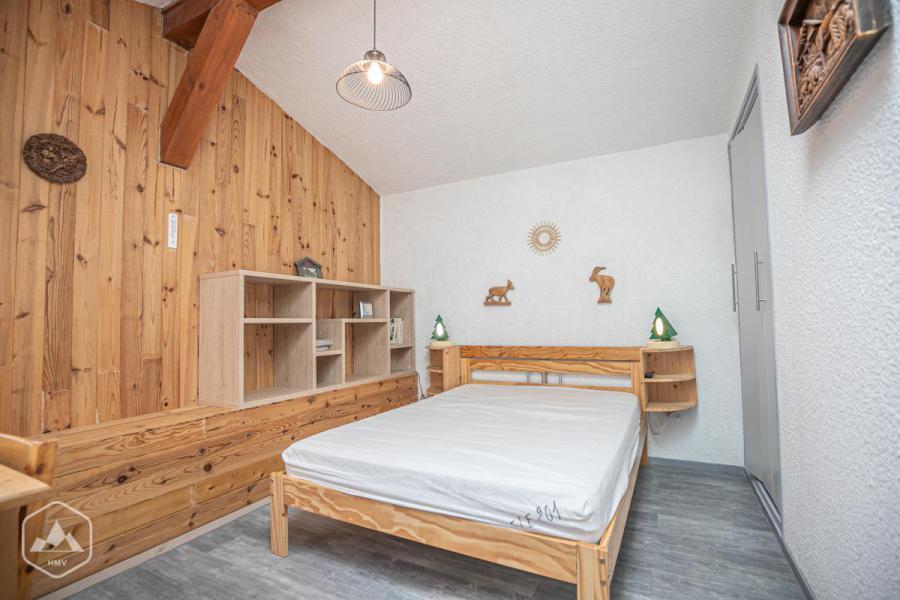 Wakacje w górach Apartament duplex 3 pokojowy 6 osób (201) - Résidence Les Fleurs - Aussois - Plan