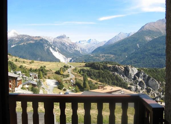 Wakacje w górach Studio z alkową 4 osoby (168) - Résidence Les Fleurs - Aussois