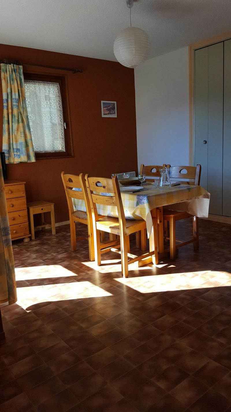 Wakacje w górach Apartament 2 pokojowy 4 osób (127) - Résidence Les Fleurs - Aussois