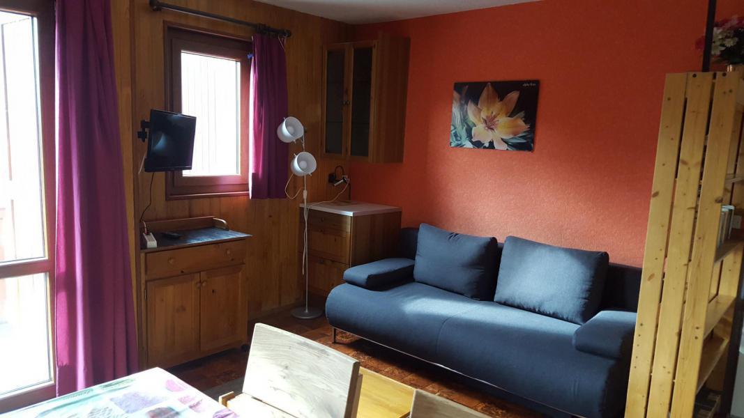 Wakacje w górach Studio kabina 4 osoby (30) - Résidence Les Fleurs - Aussois