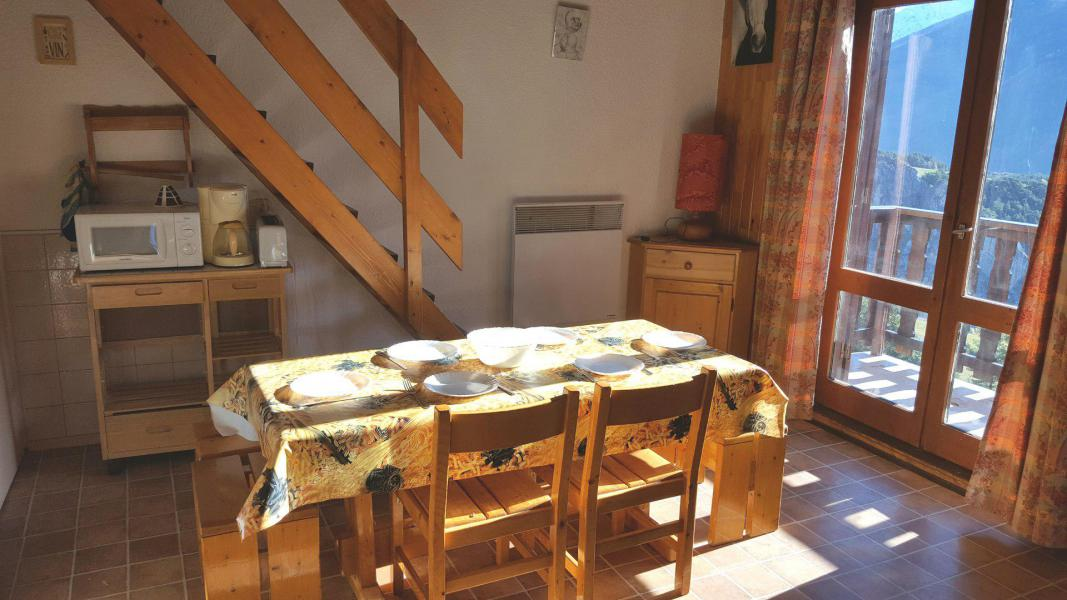 Wakacje w górach Apartament duplex 2 pokojowy kabina  6 osób (65) - Résidence Les Fleurs - Aussois