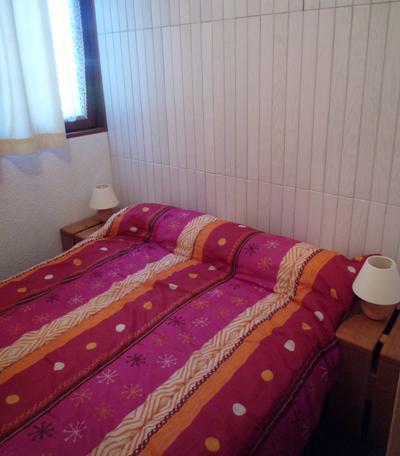 Wakacje w górach Apartament 2 pokojowy 4 osób (127) - Résidence Les Fleurs - Aussois - Łóżkem małżeńskim