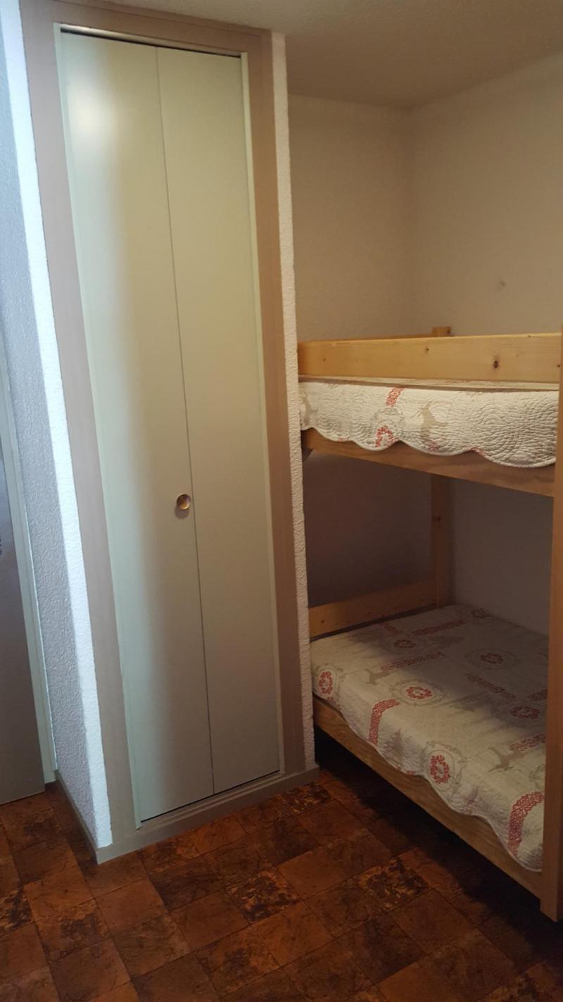 Wakacje w górach Studio kabina 4 osoby (70) - Résidence Les Fleurs - Aussois - Łóżkami piętrowymi