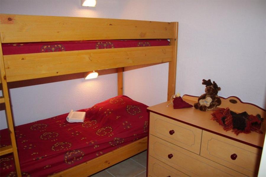 Holiday in mountain resort Résidence les Flocons d'Argent - Aussois - Bunk beds
