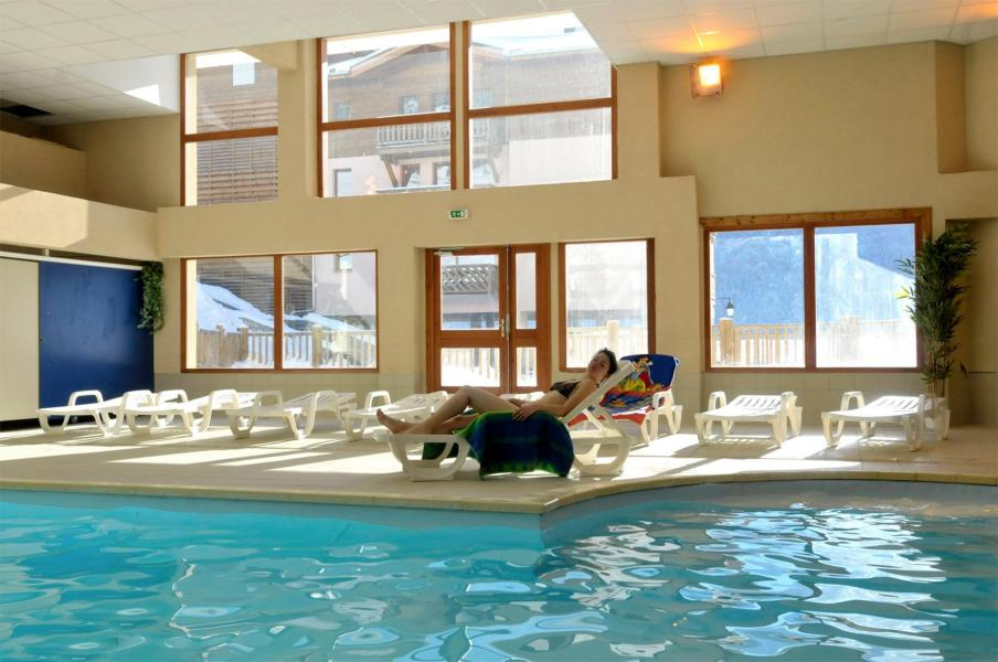 Holiday in mountain resort Résidence les Flocons d'Argent - Aussois