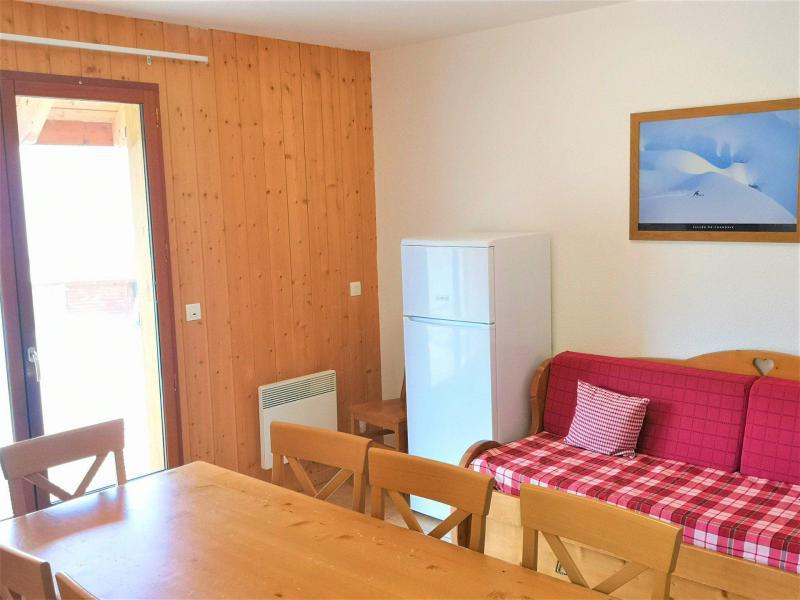 Holiday in mountain resort Semi-detached 4 room chalet 8 people (43 n'est plus commercialisé) - Résidence Les Flocons du Soleil - La Joue du Loup