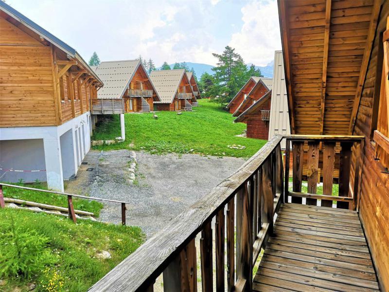 Vacances en montagne Chalet mitoyen 4 pièces 8 personnes (43 n'est plus commercialisé) - Résidence Les Flocons du Soleil - La Joue du Loup