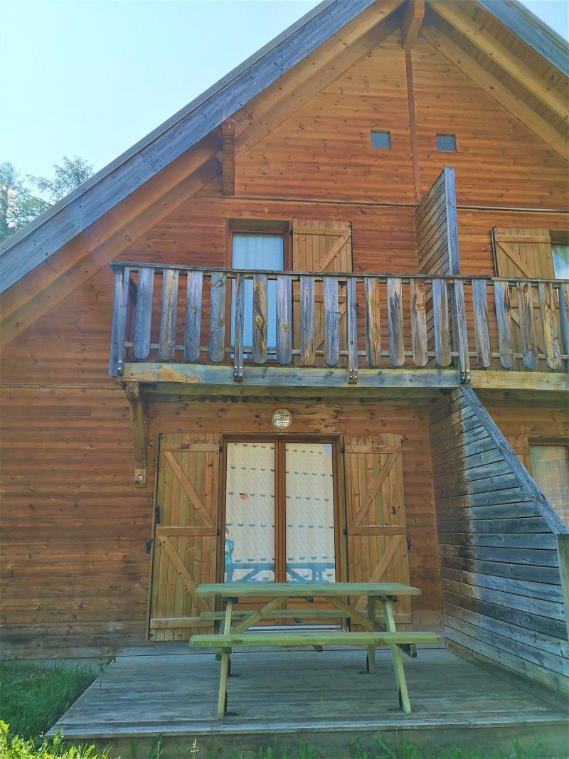 Vacances en montagne Chalet mitoyen 3 pièces 7 personnes (56) - Résidence Les Flocons du Soleil - La Joue du Loup