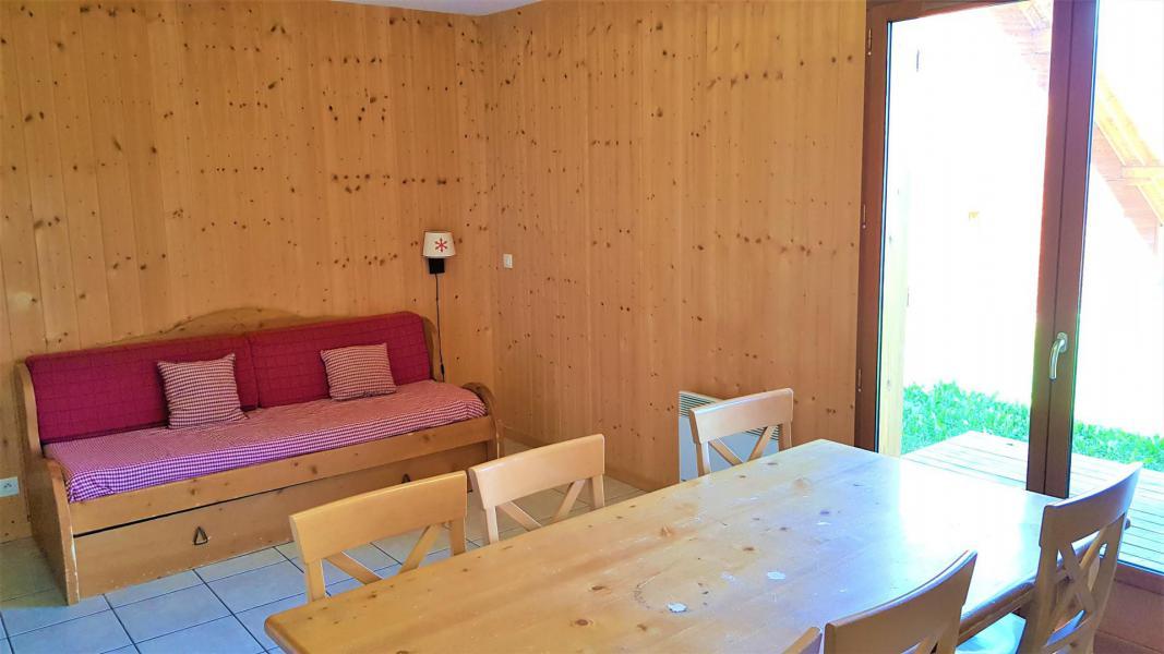 Vacances en montagne Chalet mitoyen 3 pièces 7 personnes (55) - Résidence Les Flocons du Soleil - La Joue du Loup