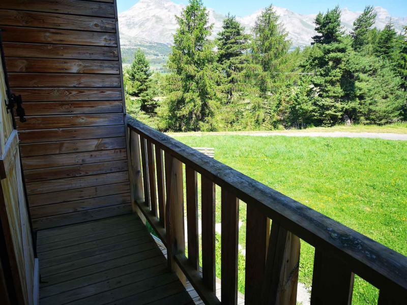 Wakacje w górach Domek górski pośredni 3 pokojowy dla 6 osób (34 - ne pas toucher) - Résidence Les Flocons du Soleil - La Joue du Loup