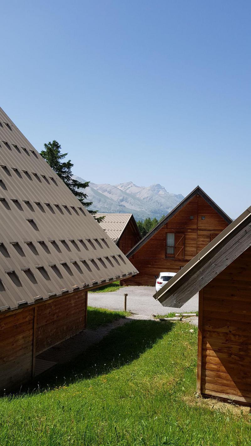 Vacances en montagne Chalet mitoyen 3 pièces 7 personnes (10) - Résidence Les Flocons du Soleil - La Joue du Loup - Logement