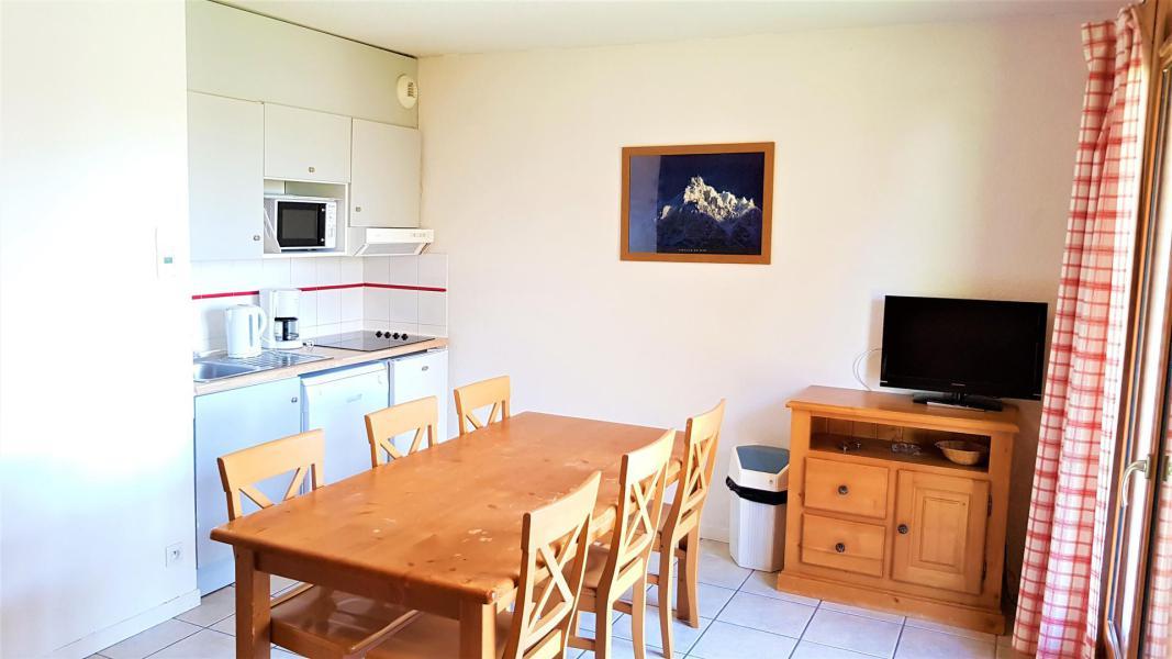 Wakacje w górach Domek górski pośredni 3 pokojowy dla 7 osób (10) - Résidence Les Flocons du Soleil - La Joue du Loup - Zakwaterowanie