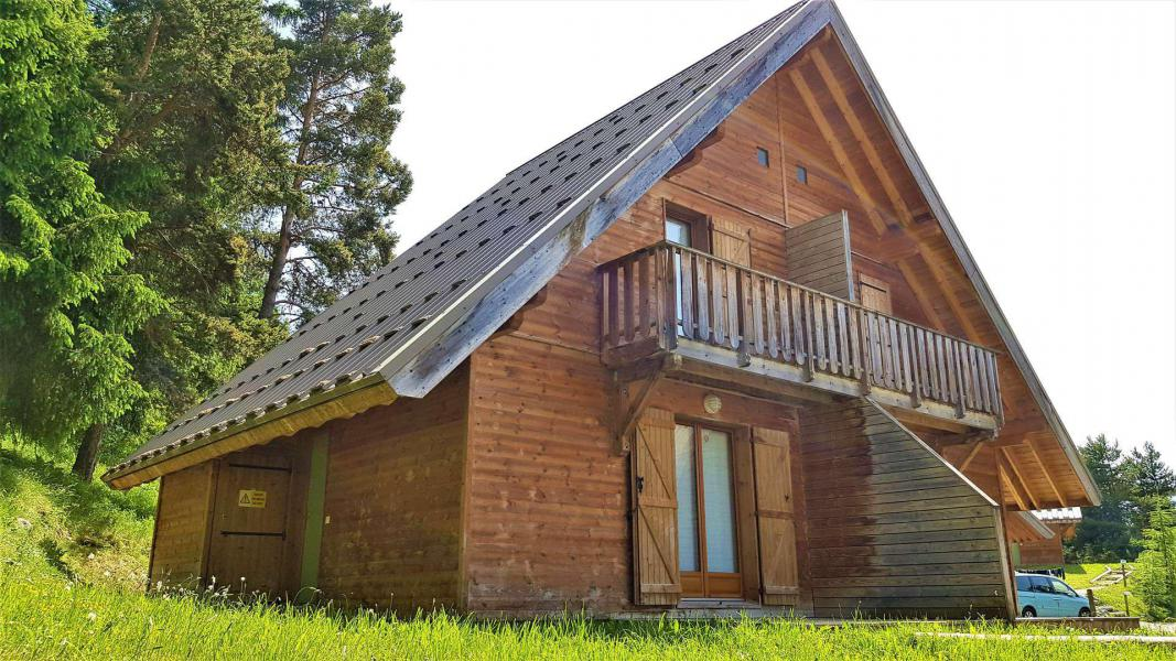 Holiday in mountain resort Semi-detached 3 room chalet 7 people (10) - Résidence Les Flocons du Soleil - La Joue du Loup - Accommodation