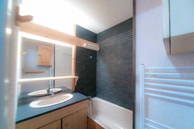 Vacaciones en montaña Apartamento cabina para 4 personas (294) - Résidence les Florins II - Risoul - Cuarto de baño