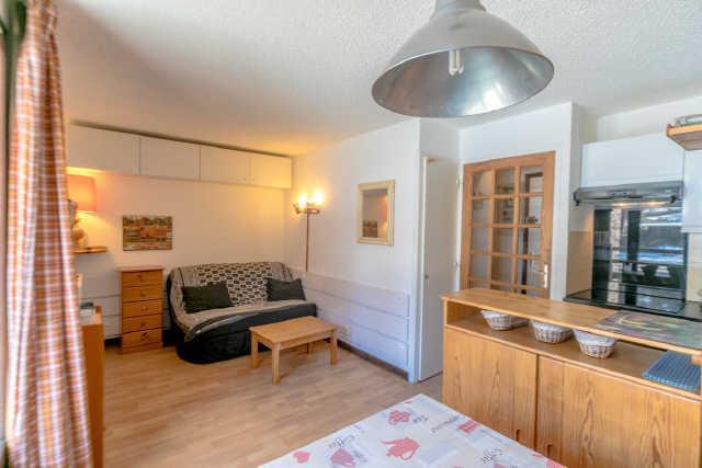 Vacaciones en montaña Apartamento cabina para 4 personas (294) - Résidence les Florins II - Risoul - Estancia