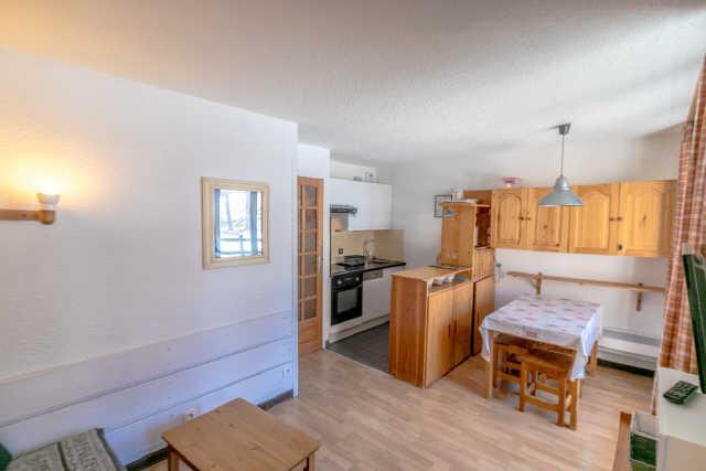 Vacaciones en montaña Apartamento cabina para 4 personas (294) - Résidence les Florins II - Risoul - Mesa