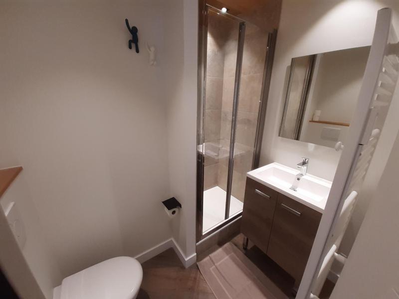 Vacances en montagne Appartement 3 pièces cabine 5 personnes (29) - Résidence les Folyères - La Tania