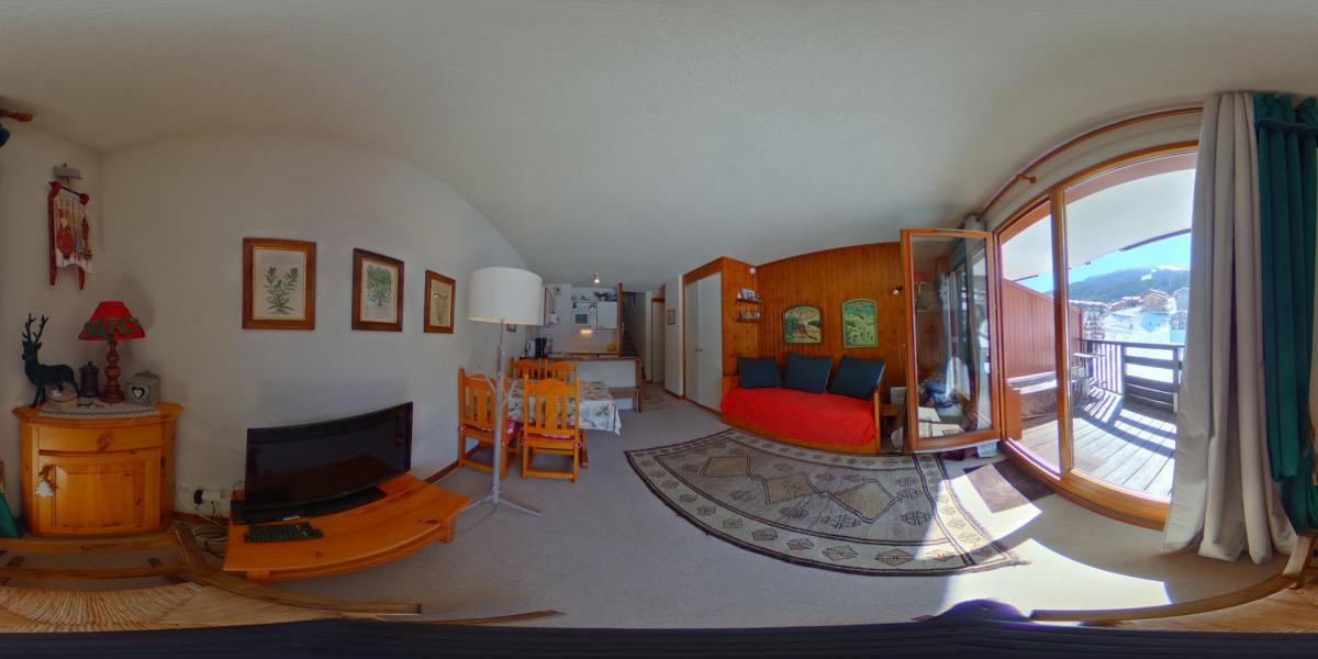Vacances en montagne Studio 4 personnes (56) - Résidence les Folyères - La Tania