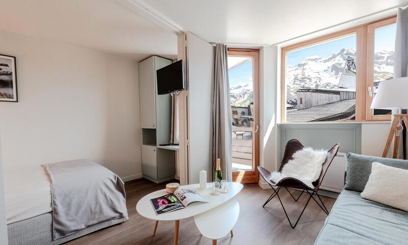 Аренда на лыжном курорте Апартаменты 2 комнат 4 чел. (Sélection 29m²-2) - Résidence les Fontaines Blanches - Maeva Home - Avoriaz - летом под открытым небом