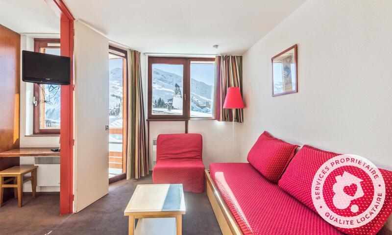 Аренда на лыжном курорте Апартаменты 2 комнат 5 чел. (Confort 28m²-3) - Résidence les Fontaines Blanches - Maeva Home - Avoriaz - летом под открытым небом