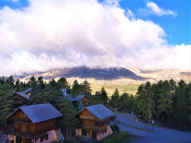 Wakacje w górach Studio z alkową 5 osób (252) - Résidence Les Fontettes 2 - La Joue du Loup - Na zewnątrz latem