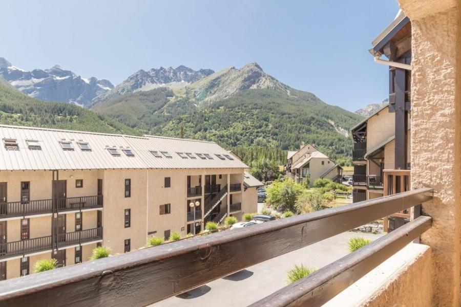 Soggiorno sugli sci Appartamento 2 stanze per 5 persone (209) - Résidence les Fraches - Serre Chevalier - Esteriore estate
