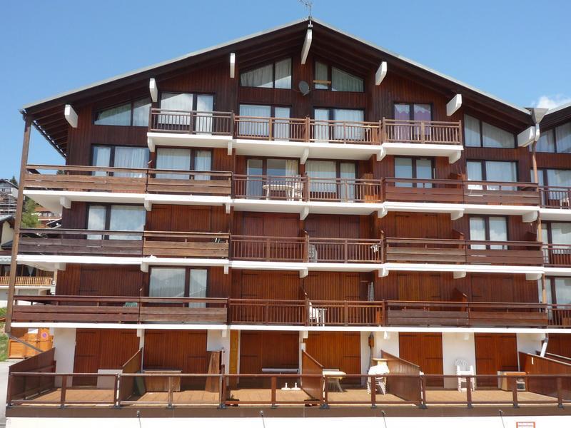 Alquiler al esquí Résidence les Fritillaires - Les Saisies - Verano