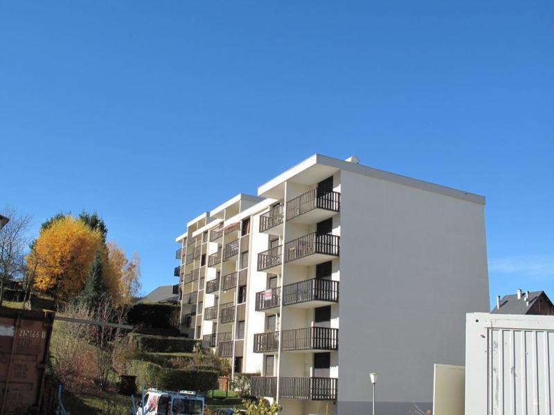 Location au ski Résidence les Gémeaux I - Villard de Lans - Extérieur été