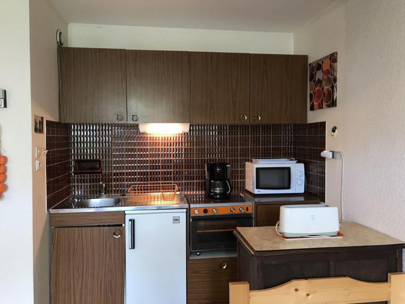 Vacaciones en montaña Apartamento 2 piezas para 5 personas (GEM1.517-180) - Résidence les Gémeaux I - Villard de Lans - Cocina abierta