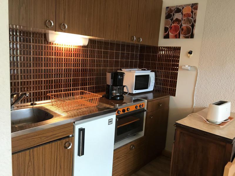 Vacaciones en montaña Apartamento 2 piezas para 5 personas (GEM1.517-180) - Résidence les Gémeaux I - Villard de Lans - Mesa