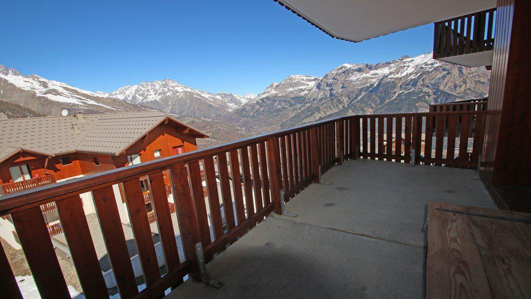 Location au ski Appartement 3 pièces 6 personnes (C35) - Résidence Les Gentianes - Puy-Saint-Vincent - Extérieur été