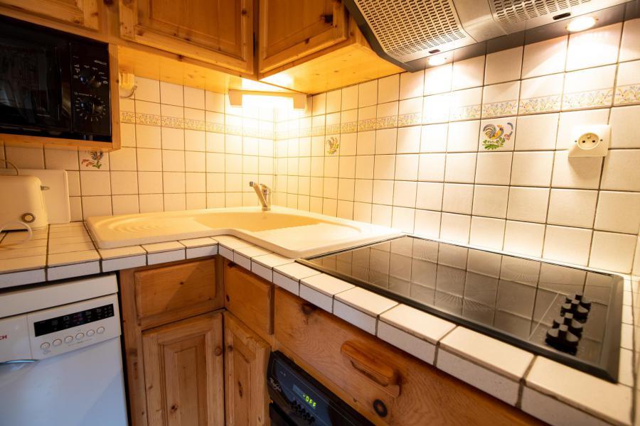 Vacaciones en montaña Apartamento 2 piezas para 4 personas (GE21G) - Résidence les Gentianes - La Norma