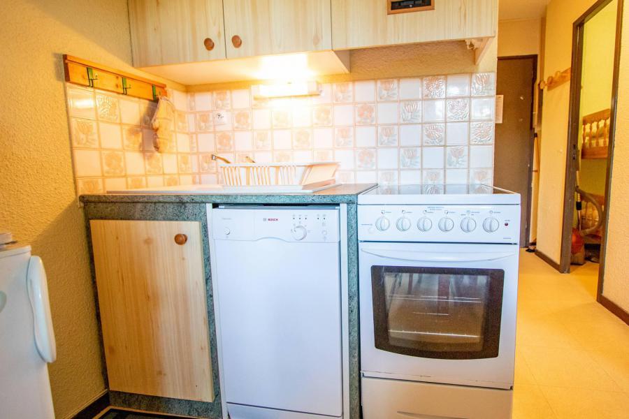 Vacaciones en montaña Apartamento cabina para 4 personas (GE09G) - Résidence les Gentianes - La Norma