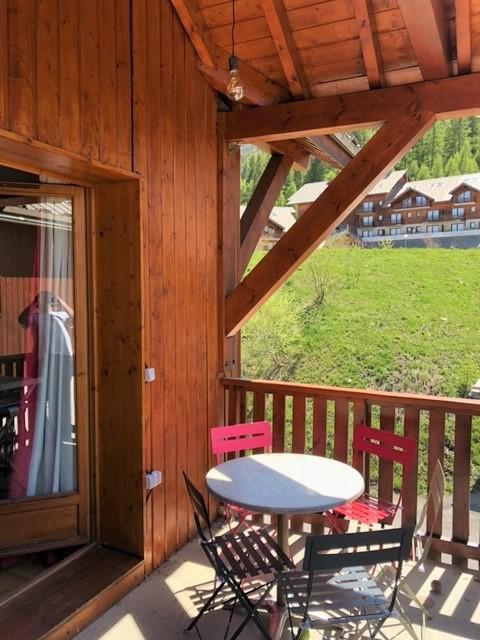 Wakacje w górach Apartament 3 pokojowy 6 osób (D322117) - Résidence Les Gentianes - Puy-Saint-Vincent