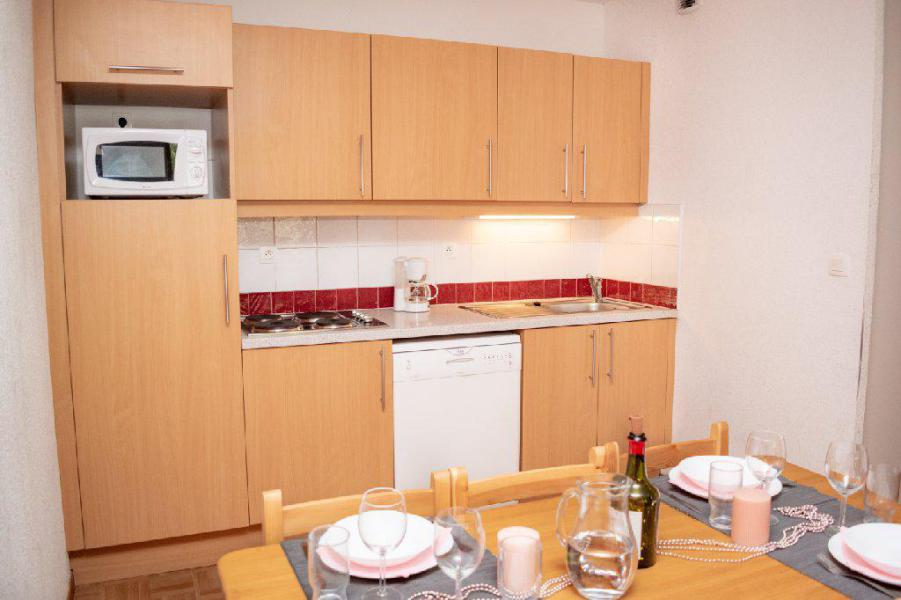 Vacances en montagne Appartement 3 pièces 6 personnes (C282077) - Résidence Les Gentianes - Puy-Saint-Vincent