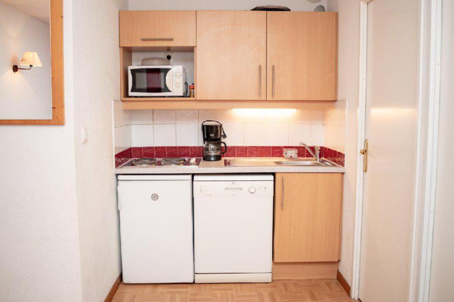 Vacances en montagne Appartement 3 pièces 6 personnes (B262049) - Résidence Les Gentianes - Puy-Saint-Vincent