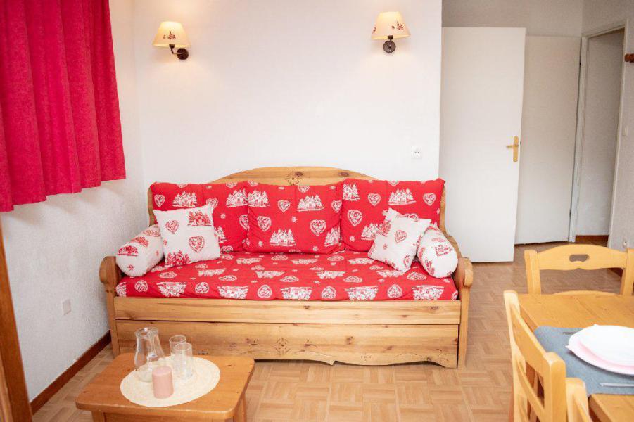 Vacances en montagne Appartement 3 pièces 6 personnes (B222045) - Résidence Les Gentianes - Puy-Saint-Vincent