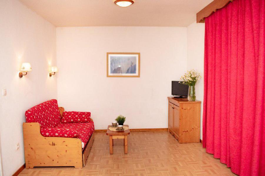 Vacances en montagne Appartement 2 pièces 4 personnes (D3B0097) - Résidence Les Gentianes - Puy-Saint-Vincent