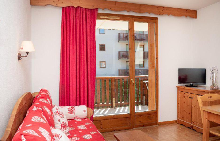 Vacances en montagne Studio coin montagne 4 personnes (B272050) - Résidence Les Gentianes - Puy-Saint-Vincent
